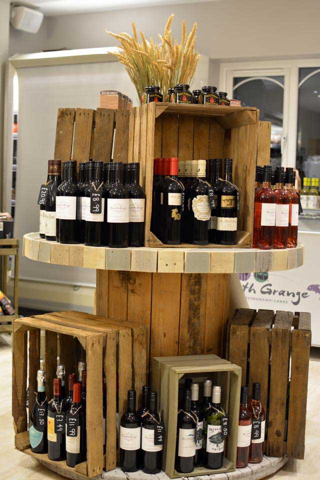 Beers, wines, spirits at Torworth Grange Farm shop, Retford, Misterton, Worksop, Blyth, Bawtry, Doncaster